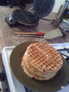 waffles & wafflemaker